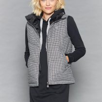 Harcour – Daylight Gilet Tweed sans manches Femme Winter 21