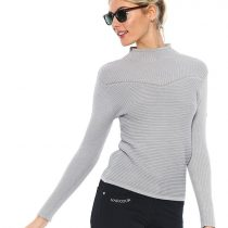 Harcour – Shining Pull Femme Winter 21 Gris