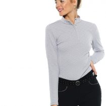 Harcour – Charade Polo Femme Winter 21 Gris